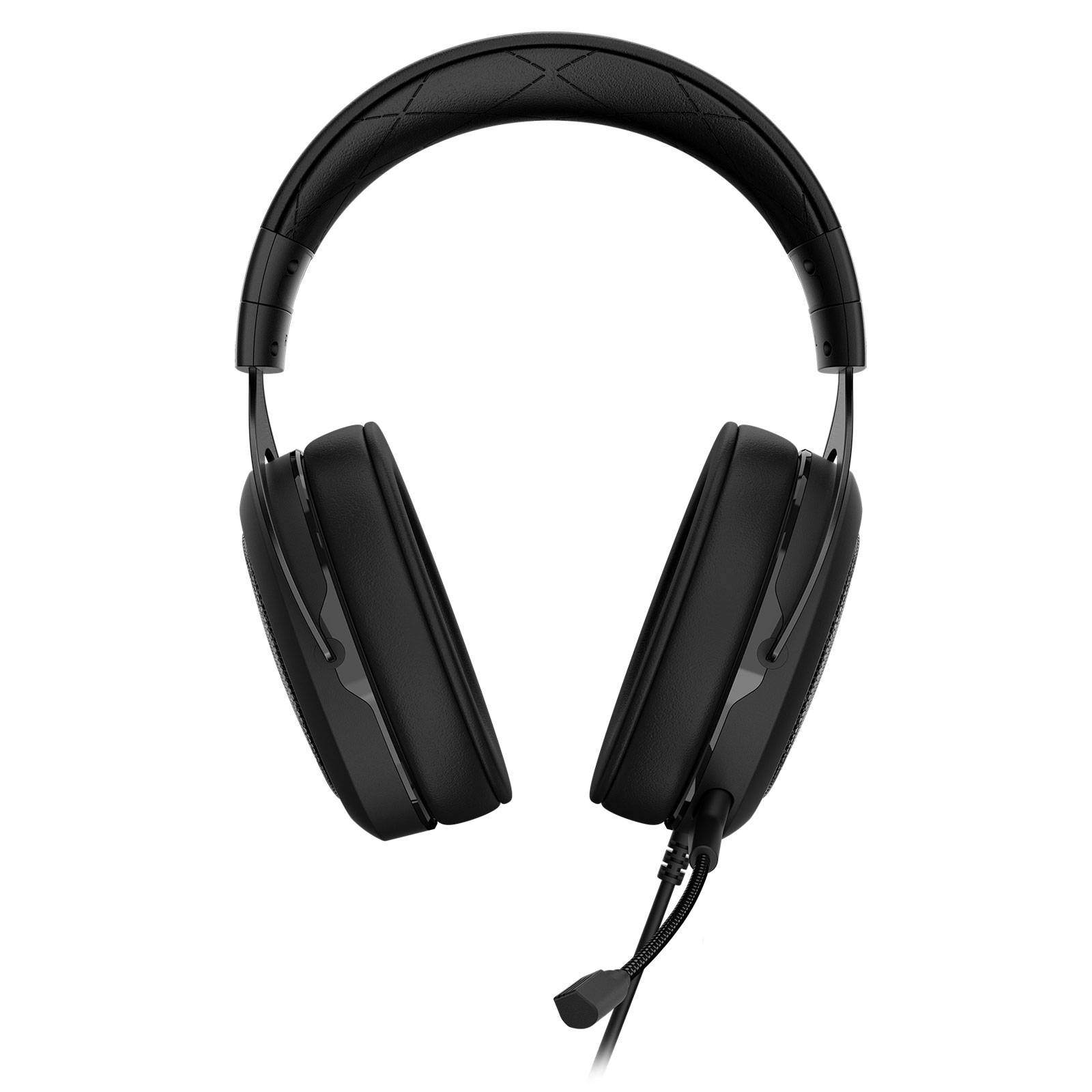 Corsair HS50 Stereo Gaming Headset Carbon Stereo - Micro-casque - 2