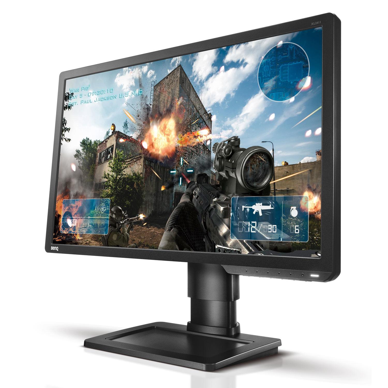 "BenQ 24""  9H.LGPLB.QBE - Ecran PC BenQ - Cybertek.fr - 4"
