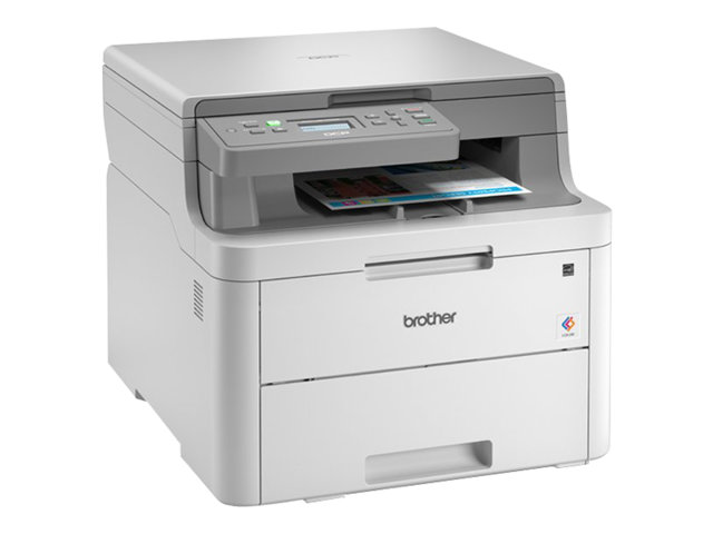 Imprimante multifonction Brother DCP-L3510CDW - Cybertek.fr - 1