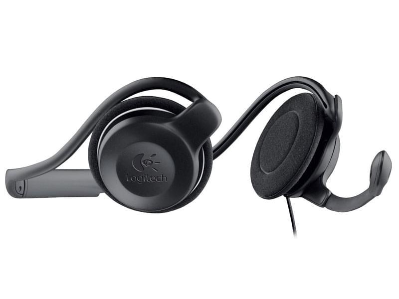 Logitech USB Headset H360 (981-000243) - Achat / Vente Micro-casque sur Cybertek.fr - 0