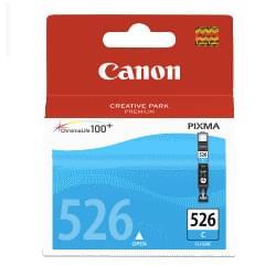 Cartouche CLI-526C Cyan - 4541B001 pour imprimante Jet d'encre Canon - 0