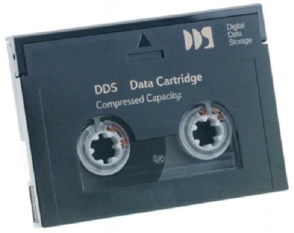 No Name Cartouche DDS-4 20/40Go - C5718A - 0