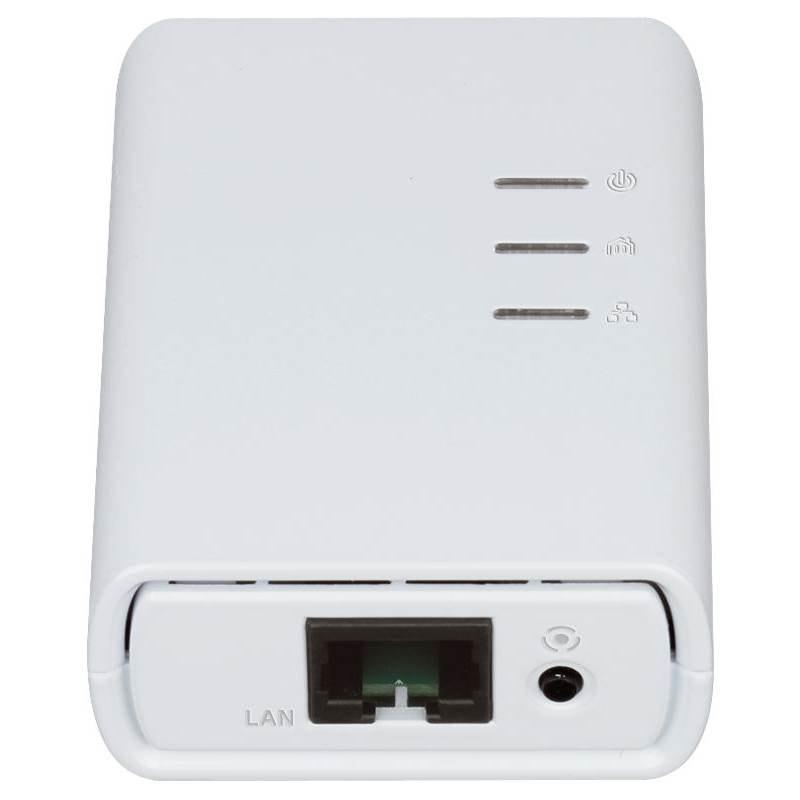 D-Link DHP-W311AV (500Mb) WiFi - Pack de 2 - Adaptateur CPL - 1