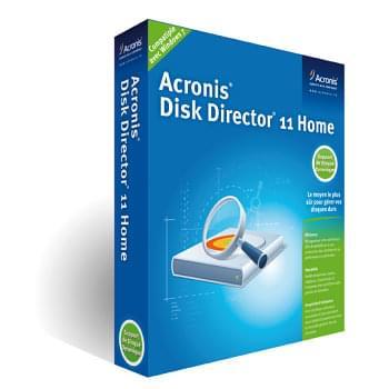 Acronis Disk Director 11 Home - Logiciel application - Cybertek.fr - 0
