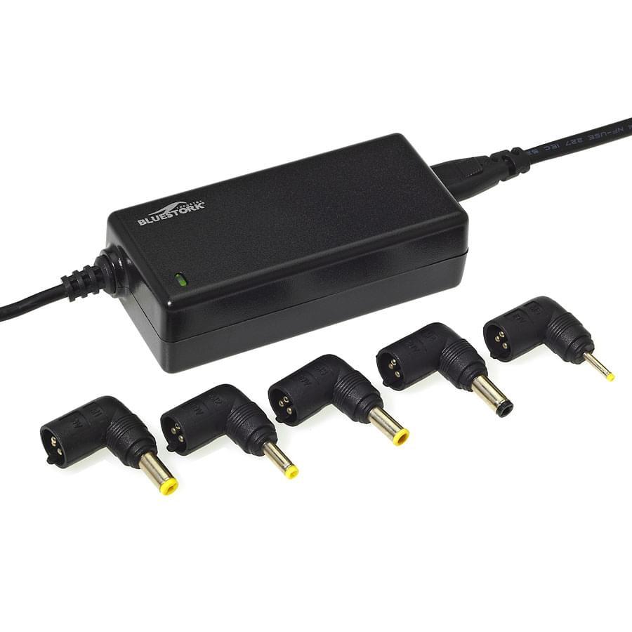 Bluestork Adapt. secteur Netbook 40W (multiconnecteur) (BS-PW-NB-40) - Achat / Vente Accessoire PC portable sur Cybertek.fr - 0