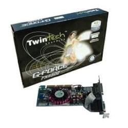 Twintech GF FX5500 (91420-52) - Achat / Vente Carte Graphique sur Cybertek.fr - 0