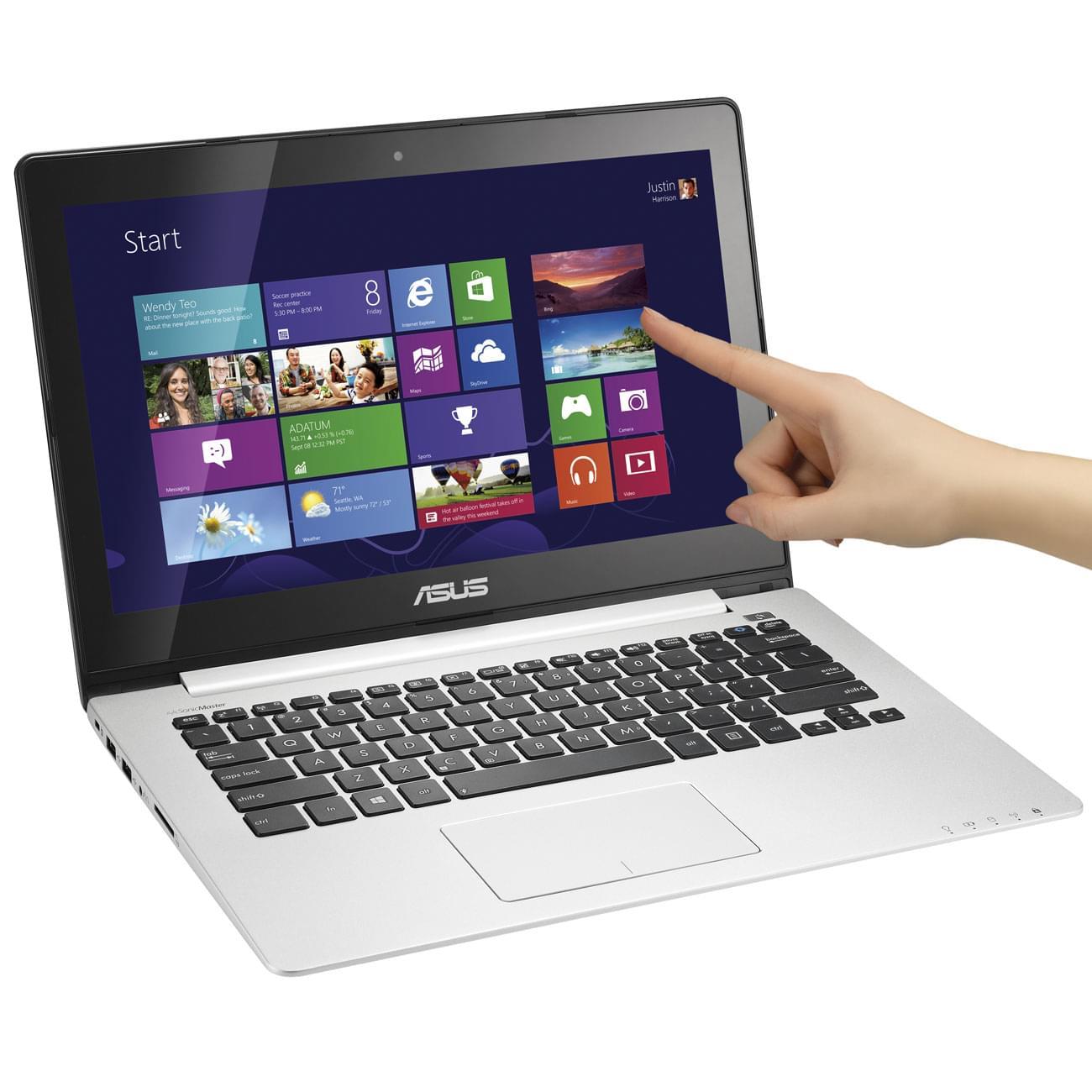 Asus S300CA-C1005H - PC portable Asus - Cybertek.fr - 0