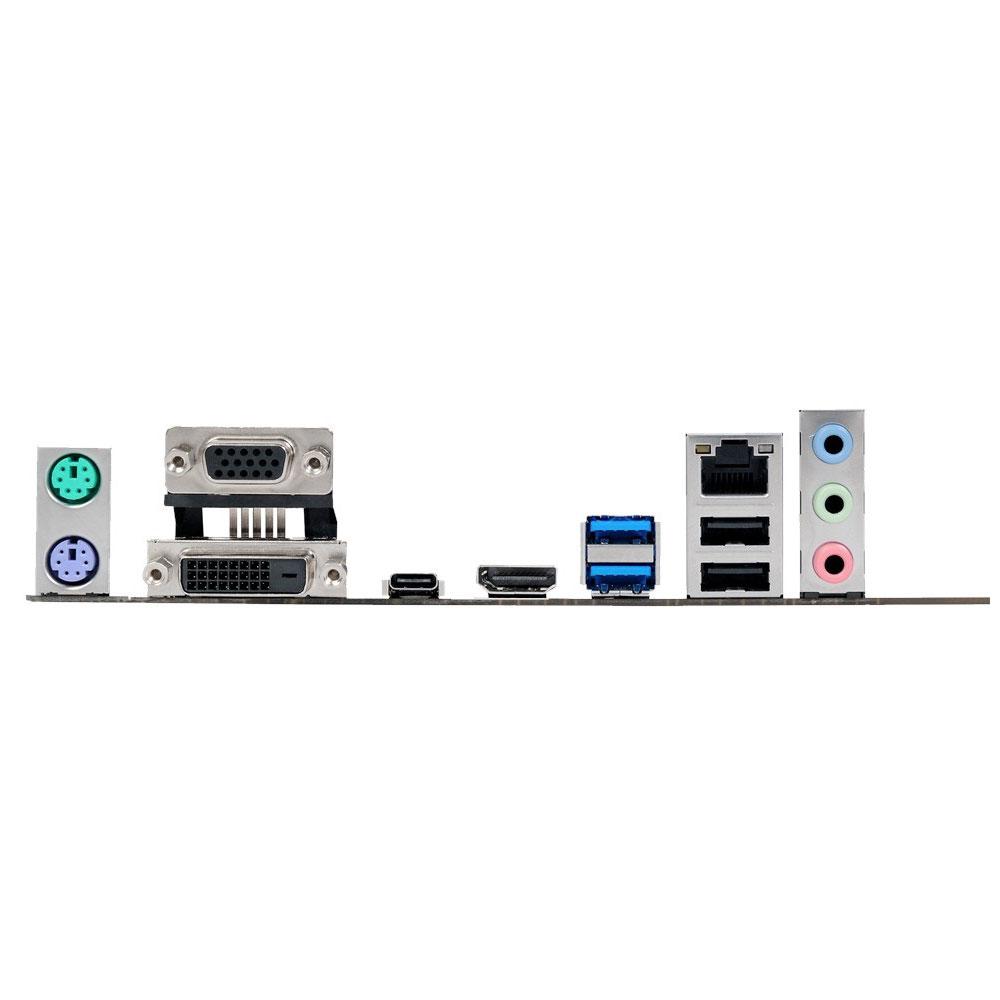 Asus PRIME B250M-A/CSM Micro-ATX DDR4 - Carte mère Asus - 1