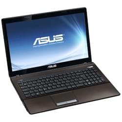 "Cybertek PC portable Asus K53SD-SX344V - i3-2350/4Go/500Go/GT610 2Gb/15.6""/W"