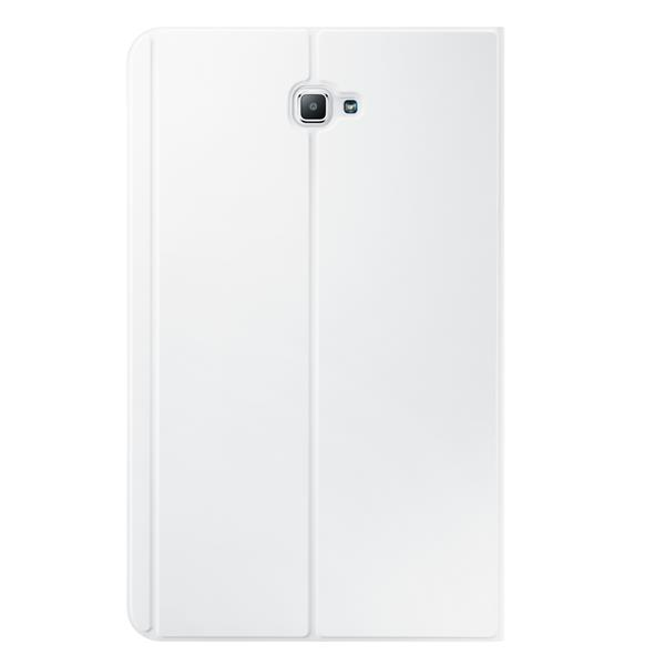 "Book Cover Galaxy Tab A 2016 10.1"" Blanc EF-BT580 - 1"