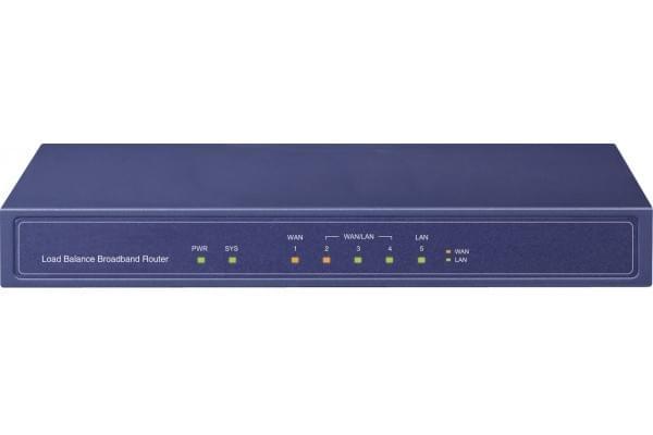 TP-Link TL-R470T+ - 2xWAN Repartiteur de charge - Routeur TP-Link - 0