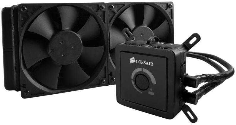 Corsair Watercooling CWCH100 - Ventilateur CPU Corsair - 0