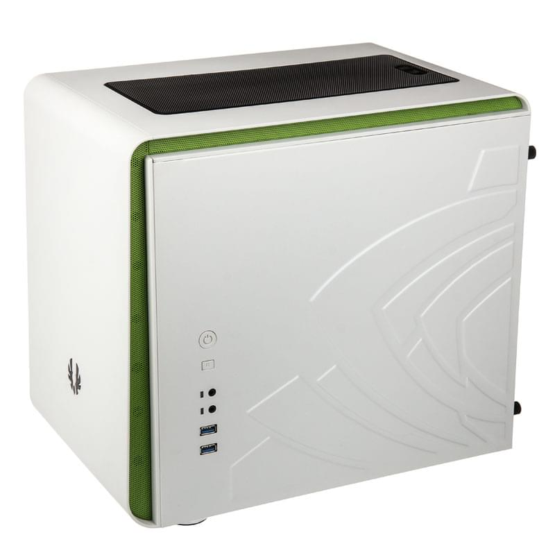 BitFenix Phenom M NVIDIA White (BFC-PHM-300-WWXKK-NV) - Achat / Vente Boîtier PC sur Cybertek.fr - 0