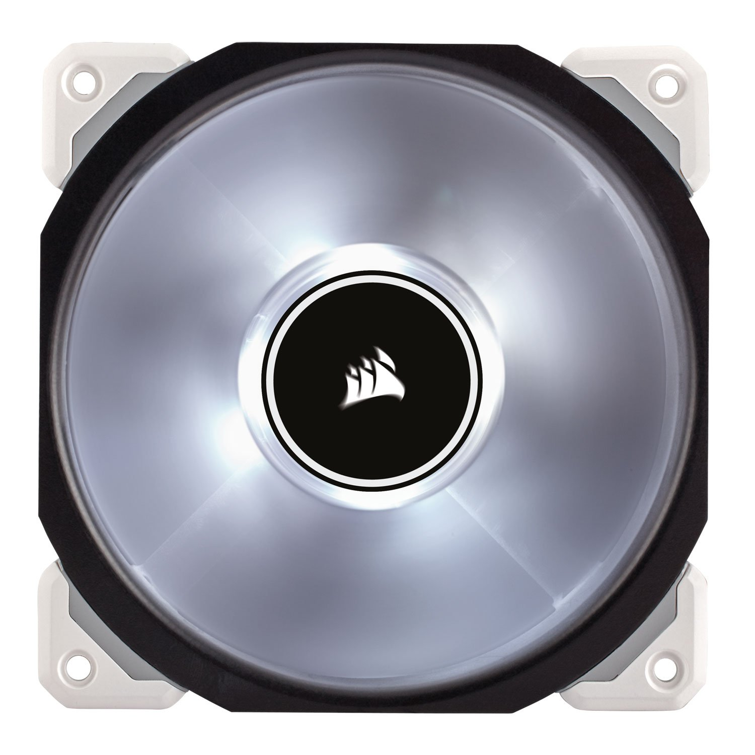 Corsair ML120 PRO LED White 120mm - Ventilateur boîtier Corsair - 0