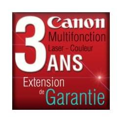 Canon Extension de garantie 3 ans sur site 0024X261 (0024X261) - Achat / Vente Accessoire Imprimante sur Cybertek.fr - 0