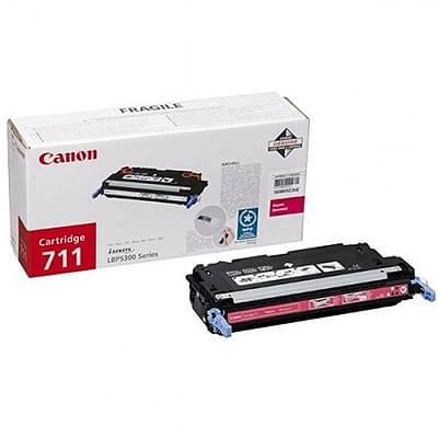 Toner 711 Magenta 6000p - 1658B002 pour imprimante Laser Canon - 0
