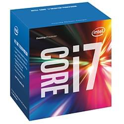 image produit Intel Core i7 6700 - 3.4GHz/8Mo/LGA1151/BOX Cybertek