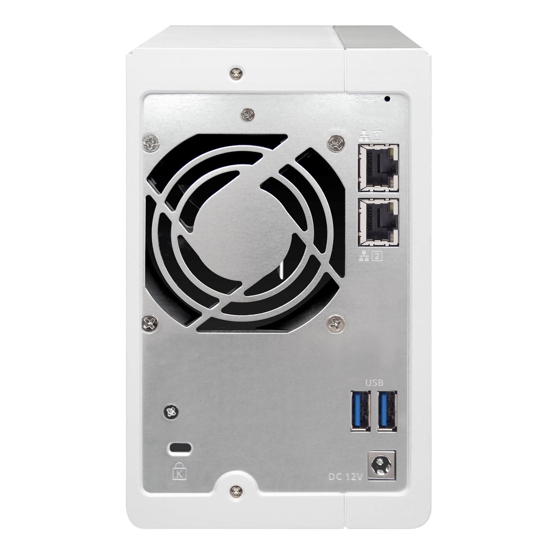 Qnap TS-231P - 2 HDD - Serveur NAS Qnap - Cybertek.fr - 1