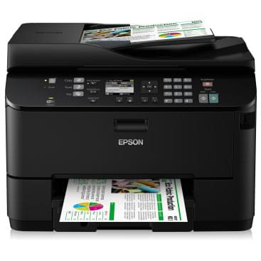 Epson WorkForce PRO WP-4535DWF (C11CB33301) - Achat / Vente Imprimante Multifonction sur Cybertek.fr - 0