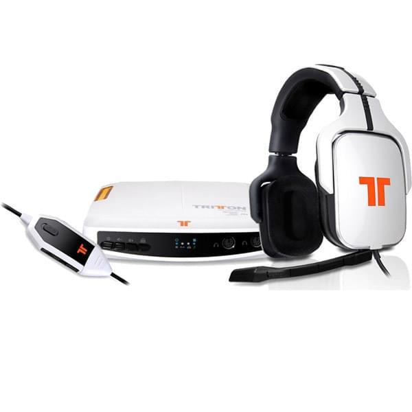 Tritton AX 720 USB Filaire   - Micro-casque - Cybertek.fr - 0