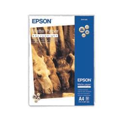 Epson Papier C13S041256 Epais A4 50f. 167g. (C13S041256) - Achat / Vente Papier Imprimante sur Cybertek.fr - 0