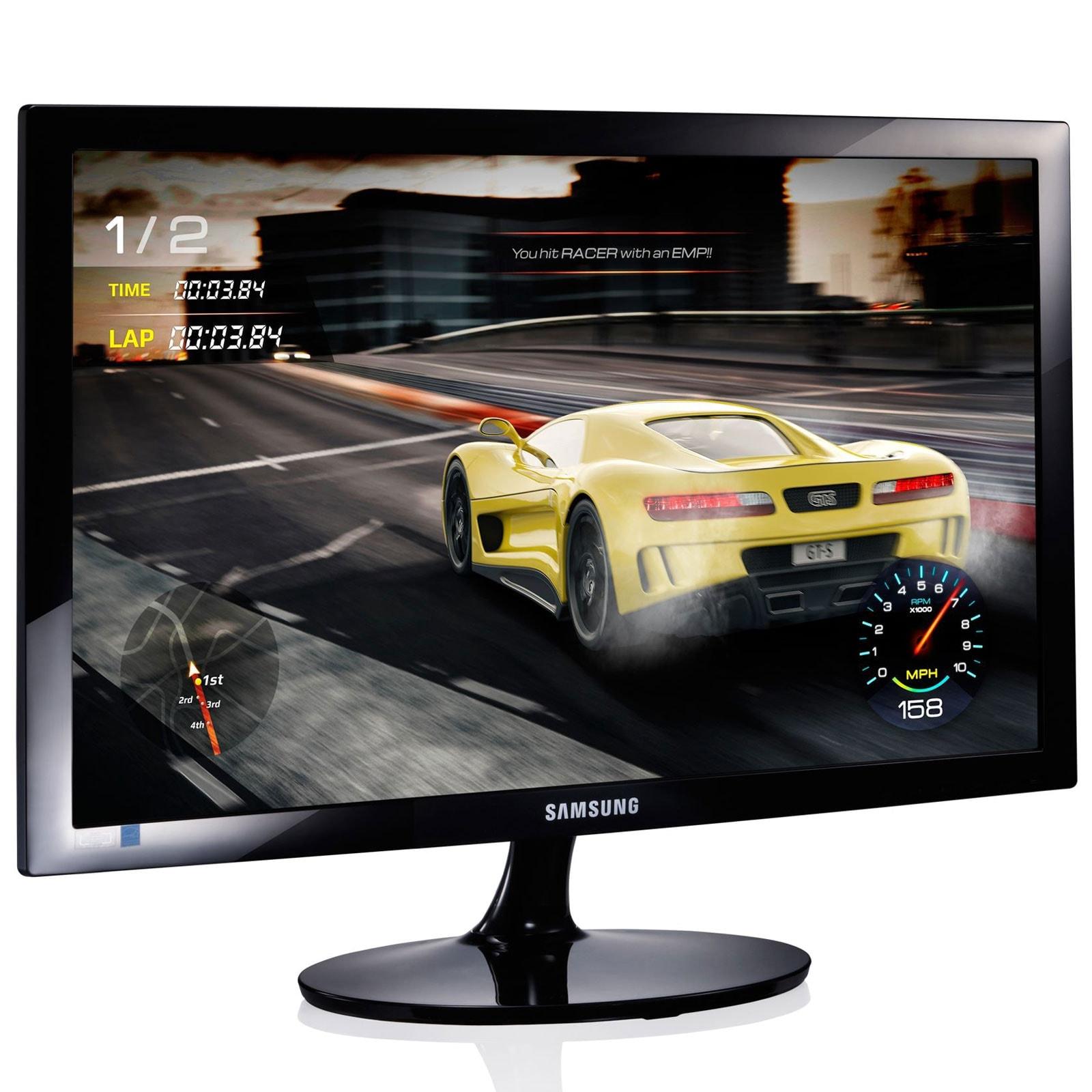 """Samsung 24""""  LS24D330HSX/EN - Ecran PC Samsung - Cybertek.fr - 0"""