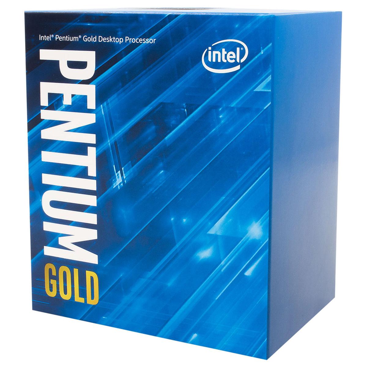 Intel Pentium G5600 - 3.9GHz - Processeur Intel - Cybertek.fr - 2