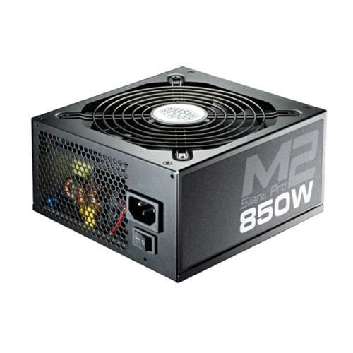 Alimentation PC Cooler Master ATX 850 Watts Silent PRO M II 850 RS850-SPM2D3-EU - 0