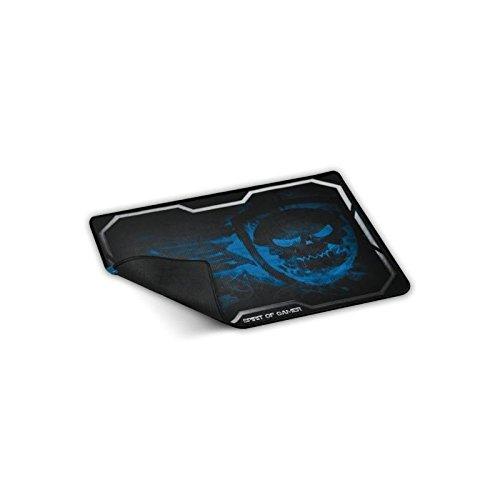 S.O.G Gaming Smokey Skull - XL/Bleu - Tapis de souris S.O.G - 2