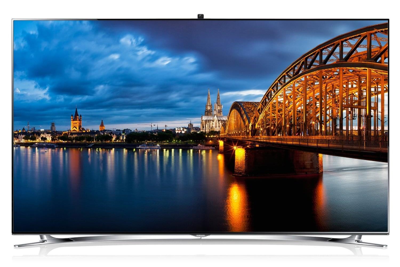 Samsung UE46F8000 (UE46F8000SLXZF) - Achat / Vente TV sur Cybertek.fr - 0