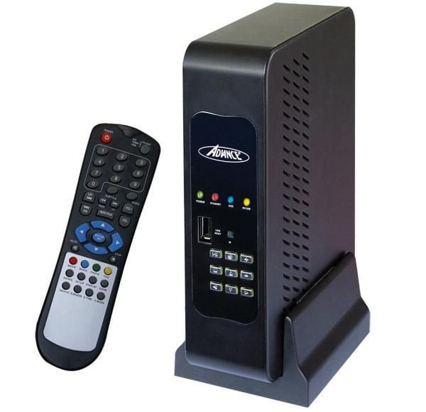 """Advance Net Media Player 711C (sans DD / 3.5"""" IDE ou SATA) (BX-NMP711C) - Achat / Vente Offre groupée sur Cybertek.fr - 0"""