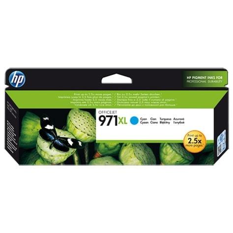 HP  Cartouche d'encre 971XL Cyan (CN626AE) - Achat / Vente Consommable Imprimante sur Cybertek.fr - 0