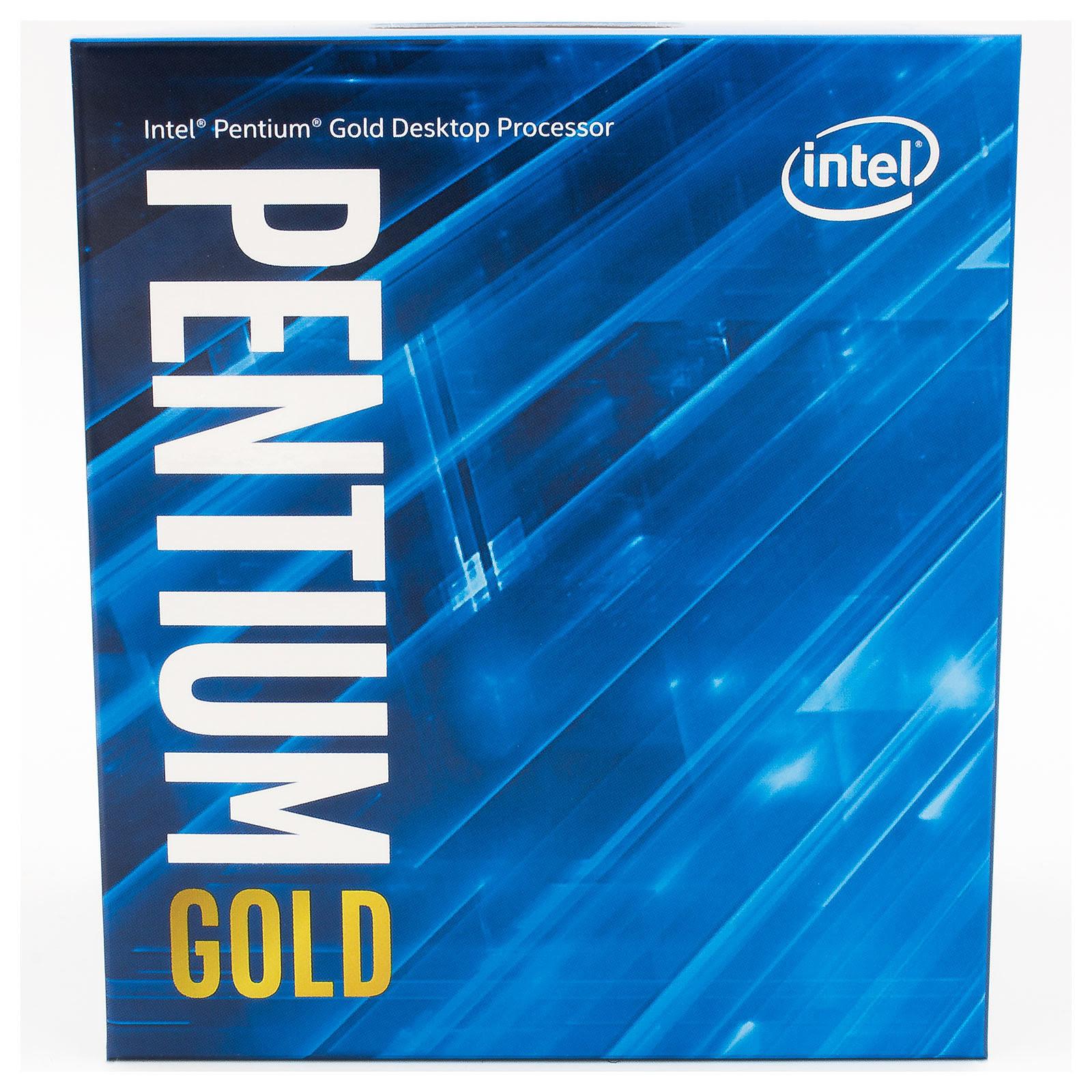 Intel Pentium Gold G6500 - 4.1GHz - Processeur Intel - Cybertek.fr - 3
