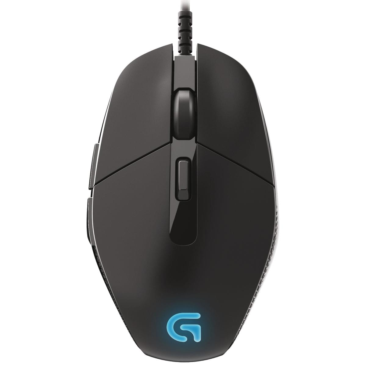 Logitech G302 Daedalus Prime MOBA Gaming Mouse - Souris PC - 0