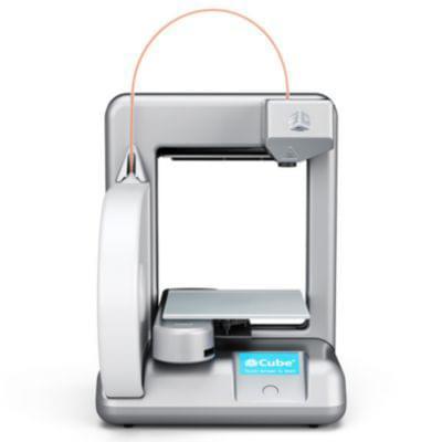 3D Systems CUBE PRINTER Grise (3D) (381000) - Achat / Vente Imprimante sur Cybertek.fr - 0