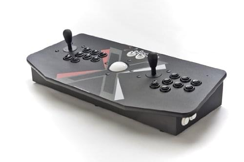 X-Arcade Tankstick - Périphérique de jeu - Cybertek.fr - 0