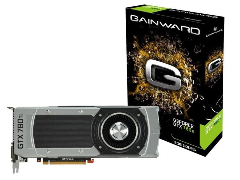 Gainward  - 3Go - carte Graphique PC - GPU  - 0