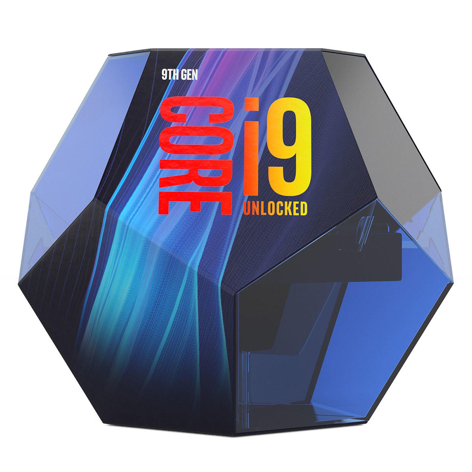Intel Core i9-9900KS - 3.6GHz/LGA1151(2017)/Ss Vent./BOX (BX80684I99900KS) - Achat / Vente Processeur sur Cybertek.fr - 2