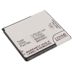 Compatible Samsung 2600mAh (GS-PA1653) - Achat / Vente Batterie sur Cybertek.fr - 0