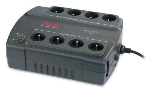 Back UPS ES 700VA 8 prises BE700G-FR (Gtie 3 ans) - Onduleur APC - 0
