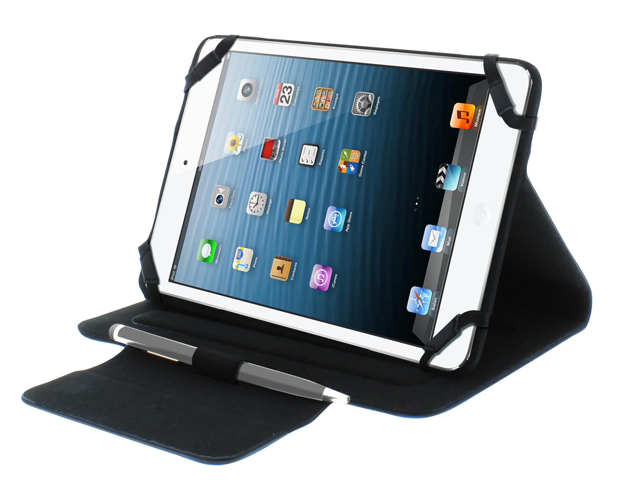 "T'nB FOLIO Universel 7"" (UTABFOL7 **) - Achat / Vente Accessoire Tablette sur Cybertek.fr - 0"
