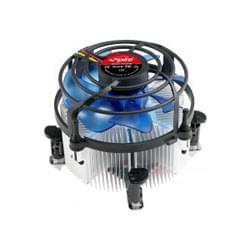 No Name Ventilateur Ventilateur pour i3 i5 et i7 - SK LGA1156/LGA1366 Cybertek