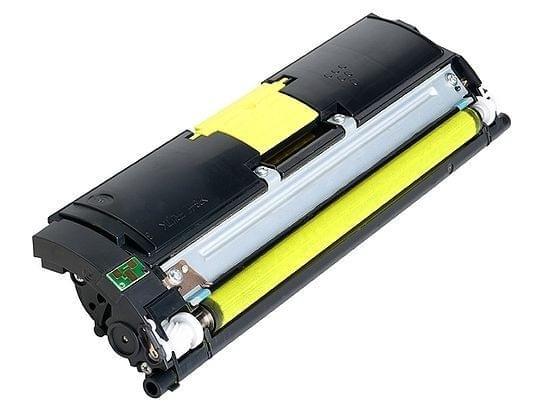 Konica-Minolta Toner Jaune 4500p (1710589005) - Achat / Vente Consommable imprimante sur Cybertek.fr - 0