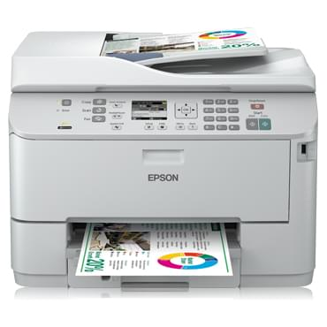 Imprimante multifonction Epson WorkForce PRO WP-4525DNF - 0