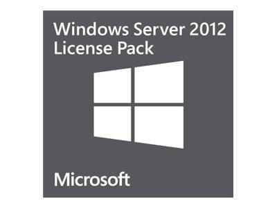 Microsoft CAL RDS user Windows Server 2012 COEM - Logiciel système exploitation - 0