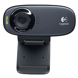 Logitech Caméra / Webcam HD WebCam C310 Refresh Cybertek