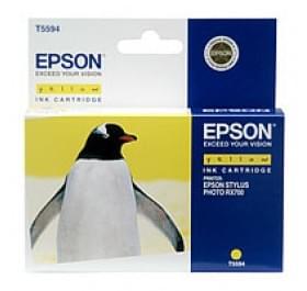 Cartouche T5594 Yellow pour RX700 pour imprimante Jet d'encre Epson - 0