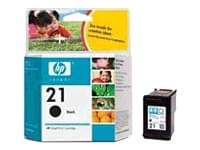 Cartouche 350XL CB336EE Noire pour imprimante Jet d'encre HP - 0