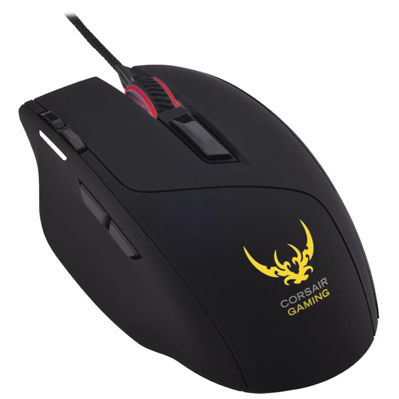 Corsair SABRE RGB 6400 Optical Gaming Mouse CH-9000111-EU (CH-9000111-EU) - Achat / Vente Souris PC sur Cybertek.fr - 0