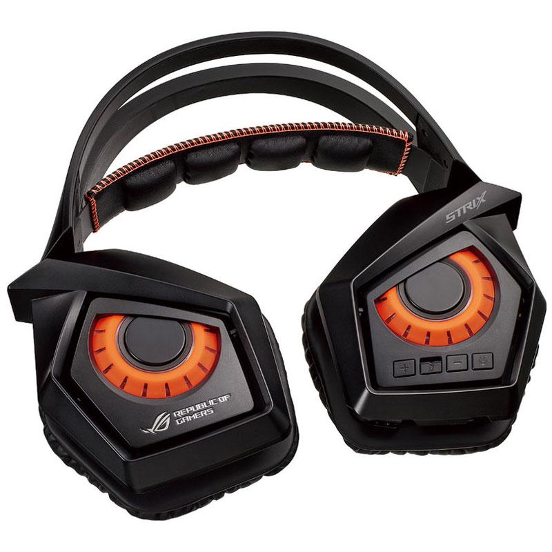 Asus STRIX Wireless (90YH00S1-B3UA00) - Achat / Vente Micro-casque sur Cybertek.fr - 3